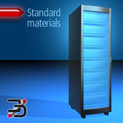 Rack informatique 3d model