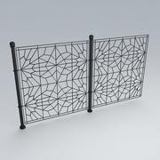 Fence024 3d model