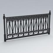 Fence028 3d model