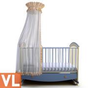 nursery 3d model