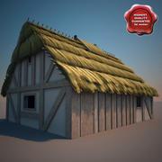 Casa de Campo modelo 3d