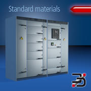 Low voltage switchboard system 3d model