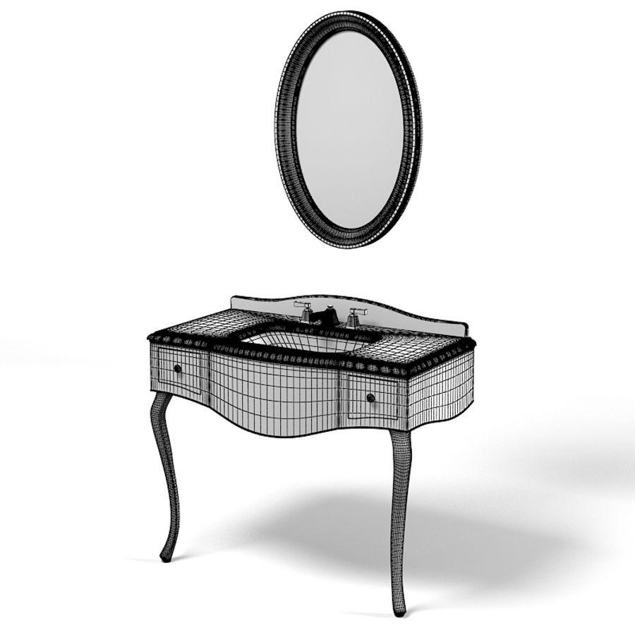 Devon devon audrey arredo bagno classico art deco for Arredo moderno contemporaneo