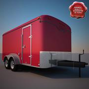 Haulmark Cargo Trailer 3d model