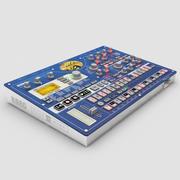 Korg Electribe EMX-1SD 3d model