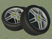 Alloy Wheel 430 3d model