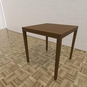 Urban table 3d model