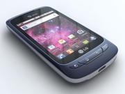 LGフェニックス 3d model