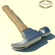 Artiglio martello 3d model