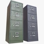 File Cabinet 01 3d model