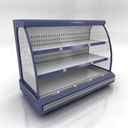 Prateleiras Geladas Pequenas 3d model
