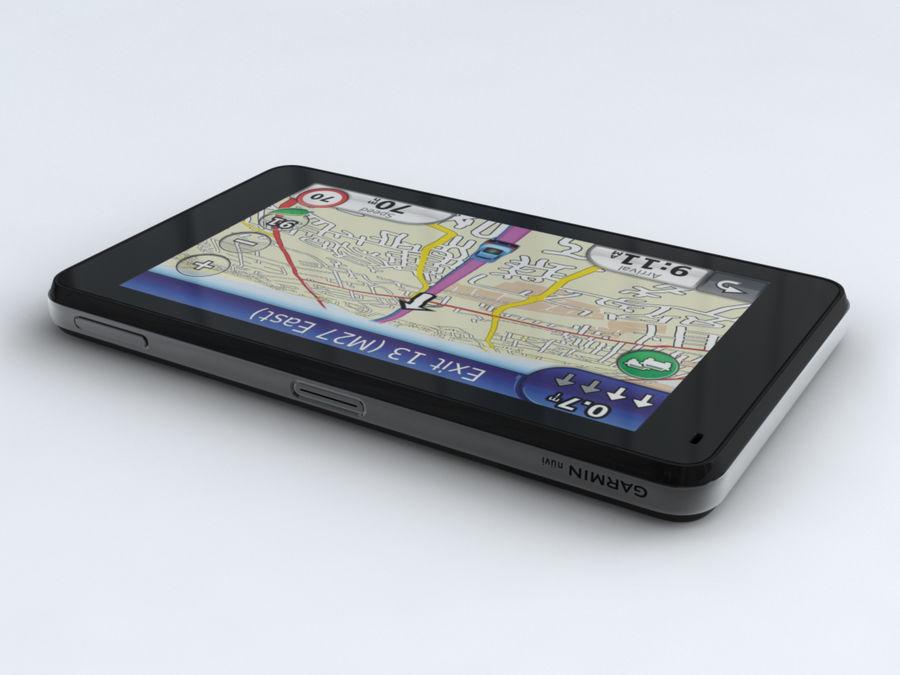 GARMIN NUVI 3760T royalty-free 3d model - Preview no. 5
