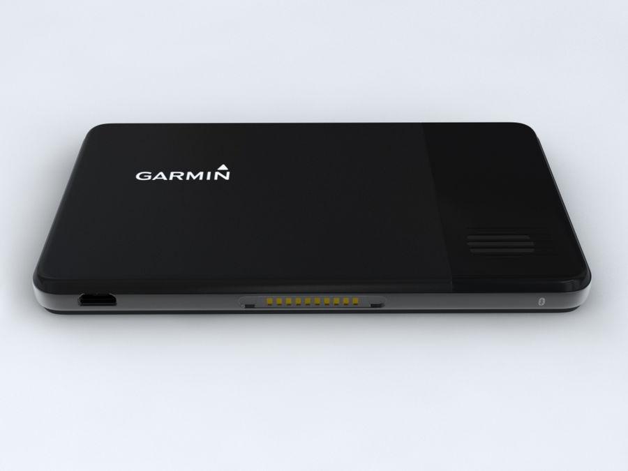 GARMIN NUVI 3760T royalty-free 3d model - Preview no. 9