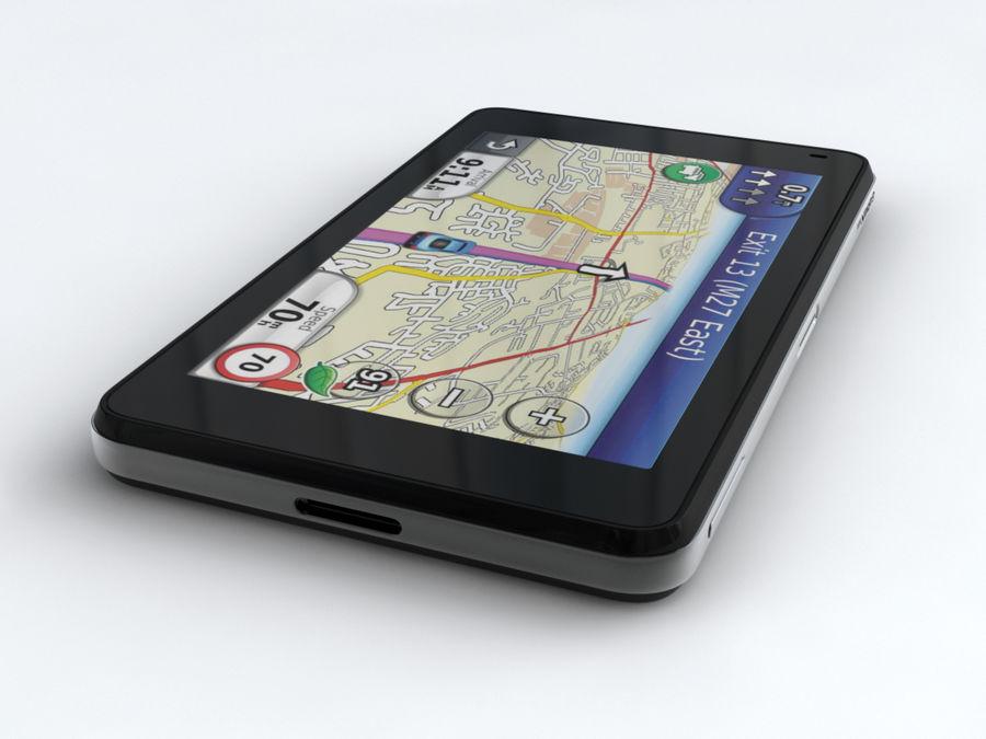 GARMIN NUVI 3760T royalty-free 3d model - Preview no. 2