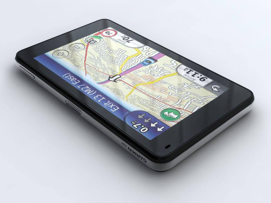 GARMIN NUVI 3760T royalty-free 3d model - Preview no. 3