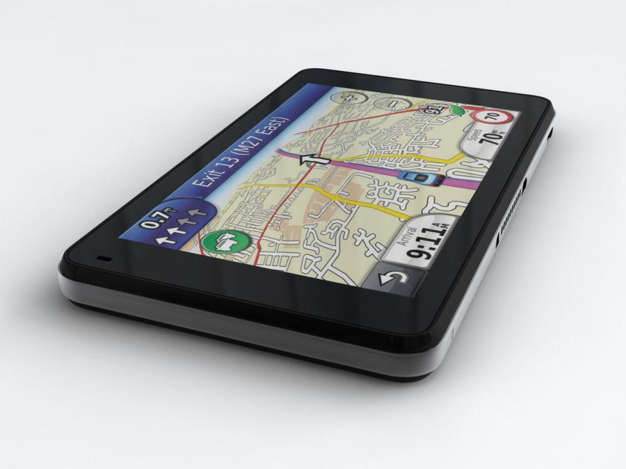 GARMIN NUVI 3760T royalty-free 3d model - Preview no. 1