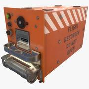 Flight Recorder 3d model