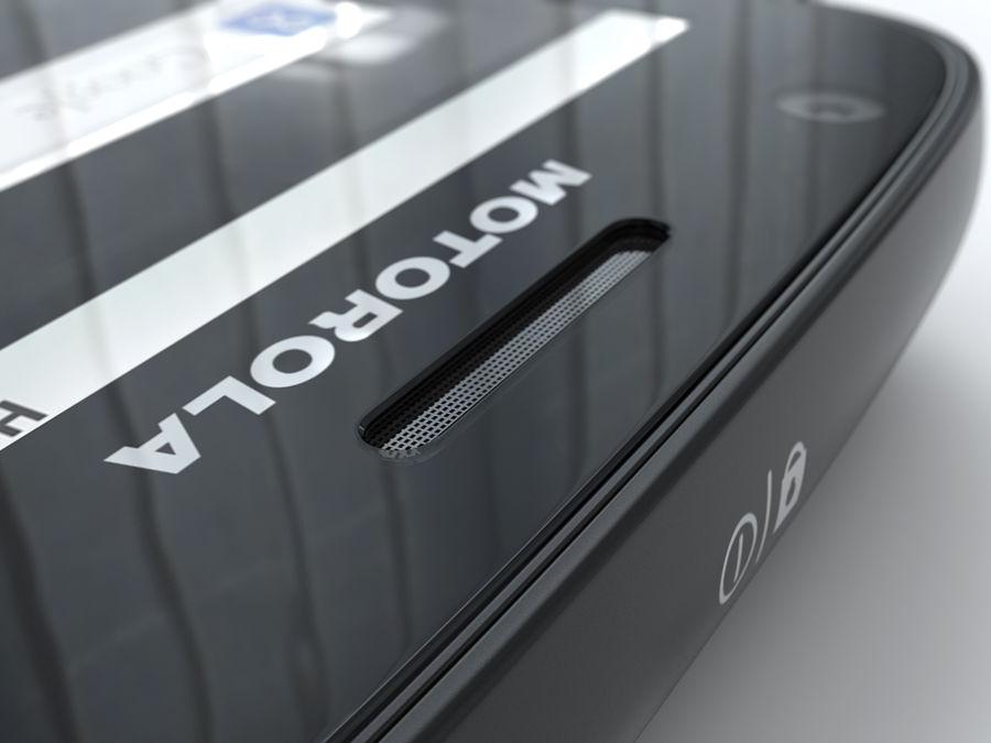Motorola Atrix royalty-free 3d model - Preview no. 17