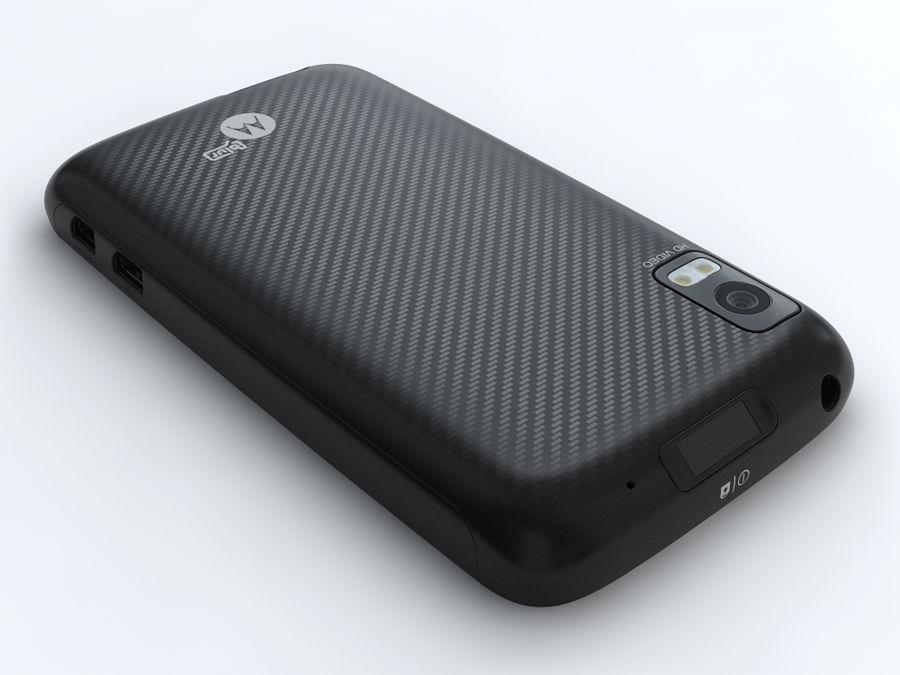 Motorola Atrix royalty-free 3d model - Preview no. 9