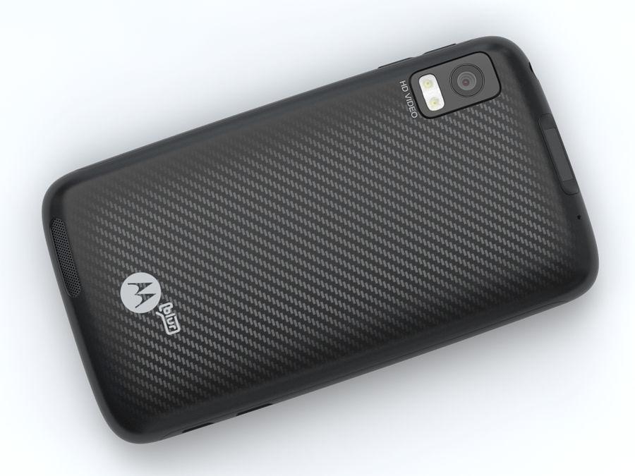 Motorola Atrix royalty-free 3d model - Preview no. 16