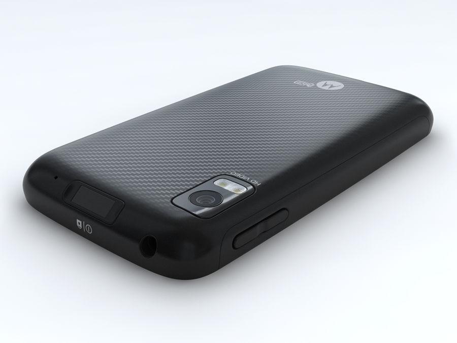 Motorola Atrix royalty-free 3d model - Preview no. 11