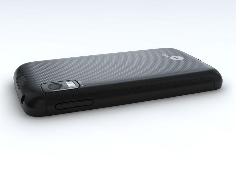 Motorola Atrix royalty-free 3d model - Preview no. 14