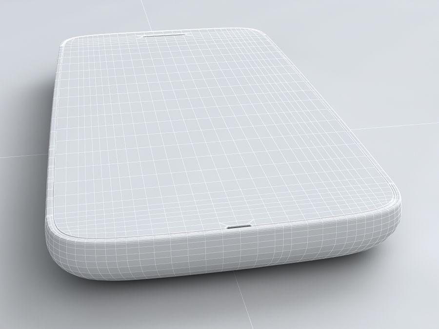Motorola Atrix royalty-free 3d model - Preview no. 23