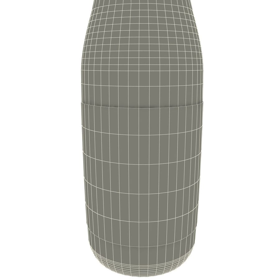 Champagne Bottle royalty-free 3d model - Preview no. 15