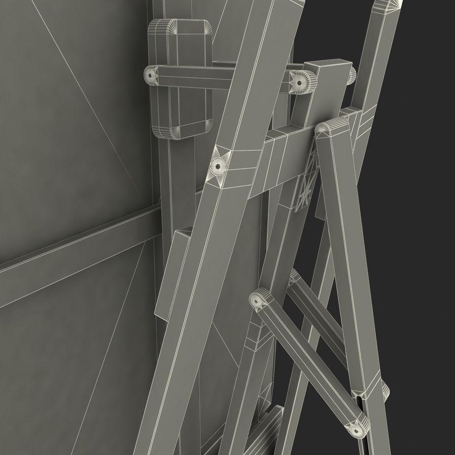 Studio Easel V2 royalty-free modelo 3d - Preview no. 13