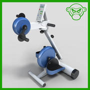 Movement Therapy System 3d model