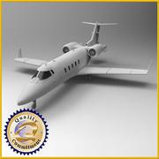 Learjet 60 3d model