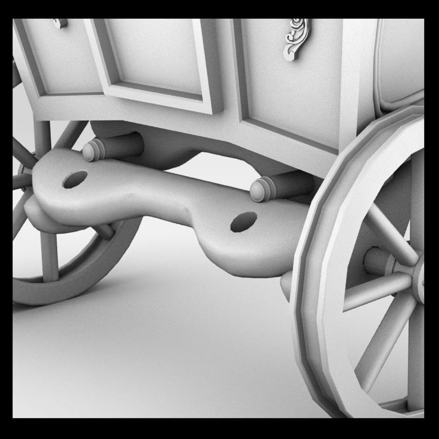 Caravan royalty-free 3d model - Preview no. 5