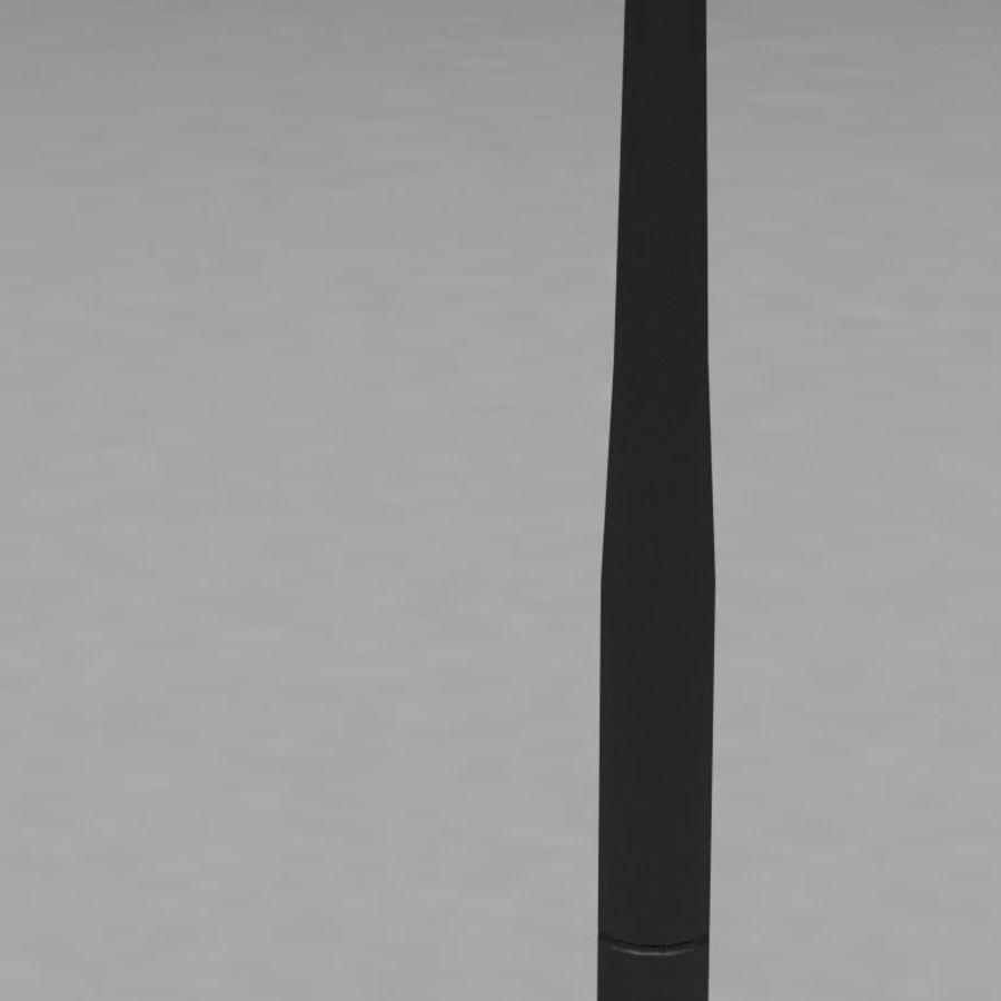 Antena de modem royalty-free 3d model - Preview no. 1