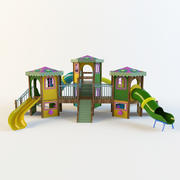 Childs slide 3d model