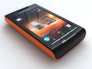 Sony Ericsson W8 3d model