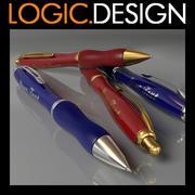 Penna 3d model
