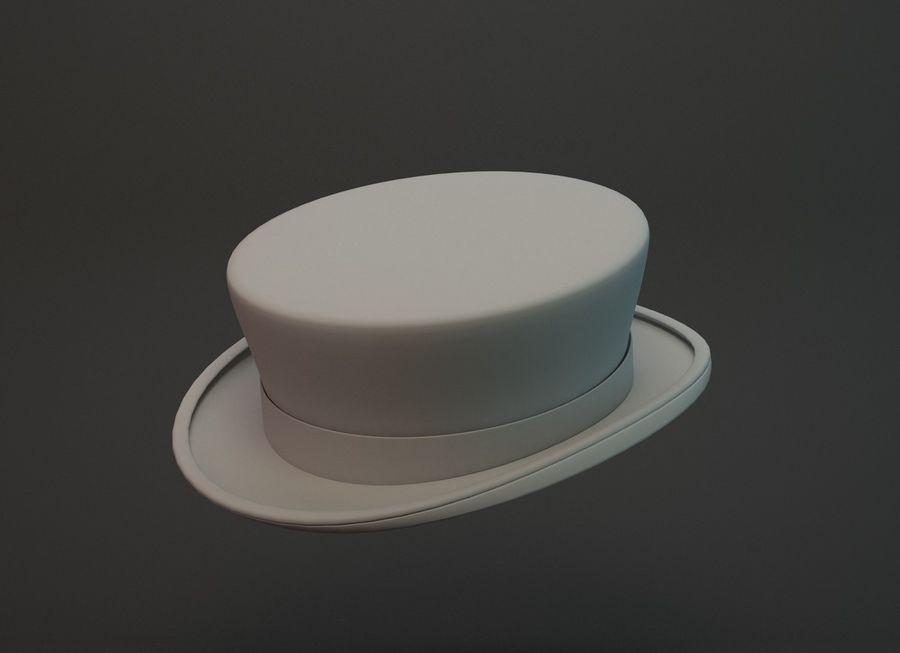 帽子 royalty-free 3d model - Preview no. 5