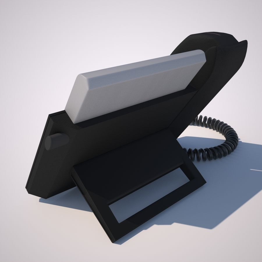 Phone royalty-free 3d model - Preview no. 5
