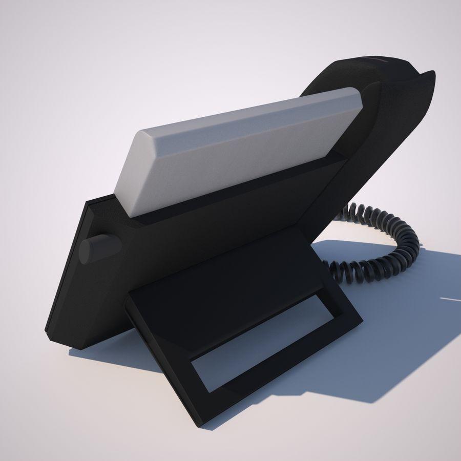Teléfono royalty-free modelo 3d - Preview no. 5
