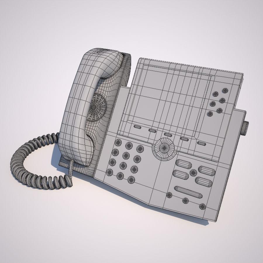 Teléfono royalty-free modelo 3d - Preview no. 4