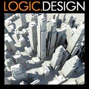 Miasto 3d model