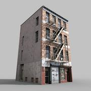 City_Building_04 3d model