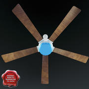 Ventilatore a soffitto V1 3d model