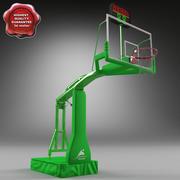 Basketball Rim V4 3d model