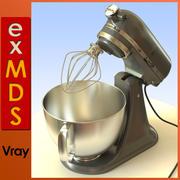 Yemek Karıştırıcı / Blender (vray) 3d model