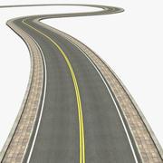 Constructor Roads 3d model