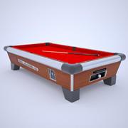 Mesa de bilhar 3d model