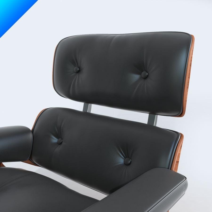 라운지 라운지 의자 royalty-free 3d model - Preview no. 9