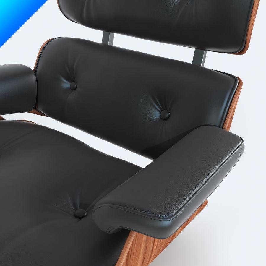 라운지 라운지 의자 royalty-free 3d model - Preview no. 7
