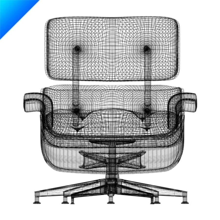 라운지 라운지 의자 royalty-free 3d model - Preview no. 13